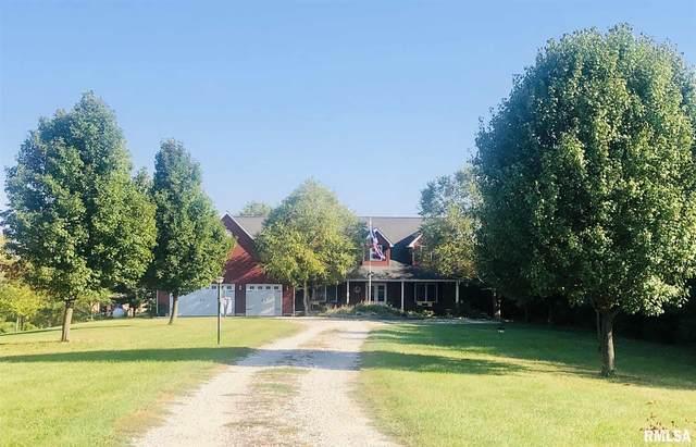 862 Worrell Lane, Winchester, IL 62694 (#CA1003096) :: RE/MAX Professionals