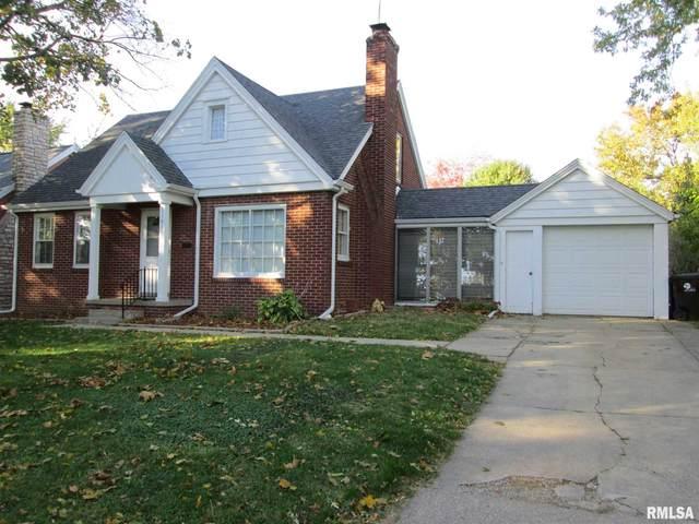 1101 E Fairoaks Avenue, Peoria, IL 61603 (#PA1219666) :: Killebrew - Real Estate Group