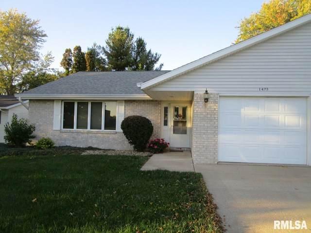 1473 E Myrtle Street, Canton, IL 61520 (#PA1219673) :: RE/MAX Preferred Choice
