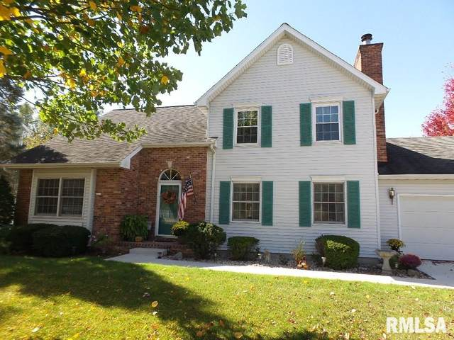 117 Kaitlin Court, East Peoria, IL 61611 (#PA1219699) :: RE/MAX Preferred Choice
