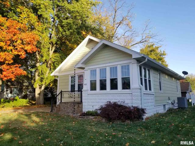822 E Calhoun Street, Macomb, IL 61455 (#PA1219701) :: Killebrew - Real Estate Group