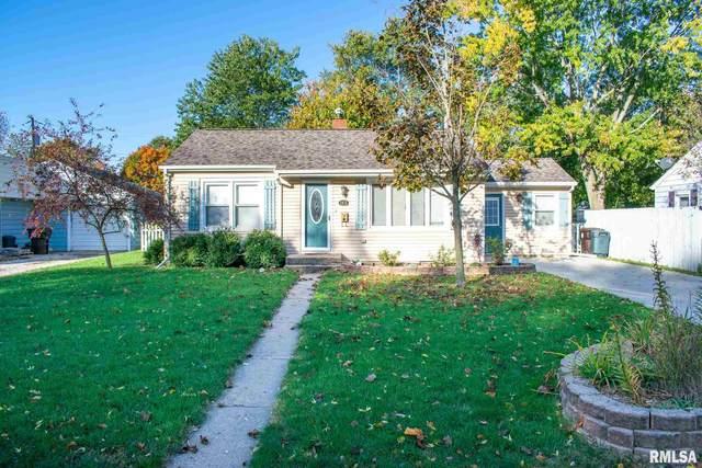 1413 N Birren Avenue, Chillicothe, IL 61523 (#PA1219706) :: Killebrew - Real Estate Group