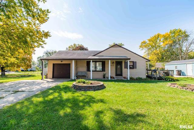 3419 N Gale Avenue, Peoria, IL 61604 (#PA1219713) :: RE/MAX Preferred Choice