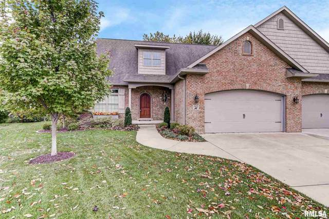 2411 Aaron Court, Springfield, IL 62704 (#CA1003162) :: RE/MAX Preferred Choice