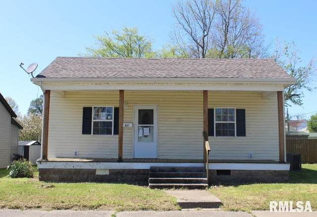 607 Catherine Street, Metropolis, IL 62960 (MLS #QC4216175) :: BN Homes Group
