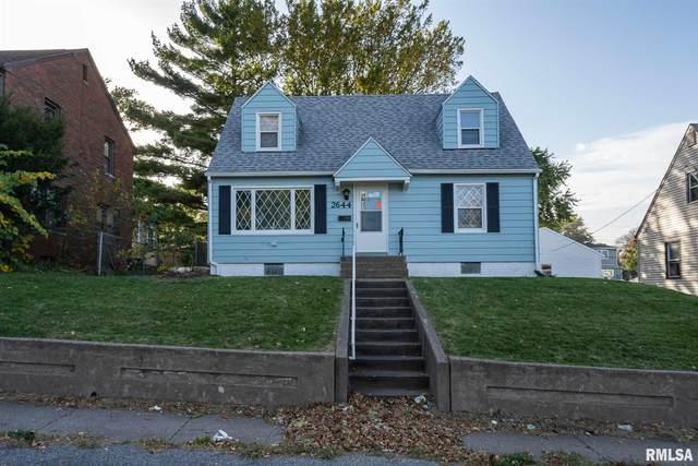 2644 N Division Street, Davenport, IA 52804 (#QC4216178) :: Killebrew - Real Estate Group