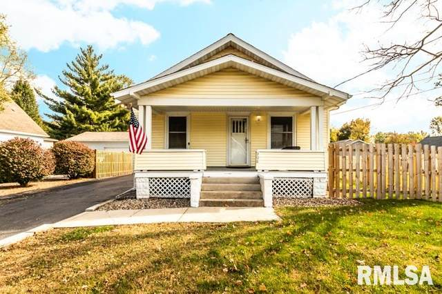 308 S Ricketts Avenue, Bartonville, IL 61607 (#PA1219765) :: Nikki Sailor | RE/MAX River Cities