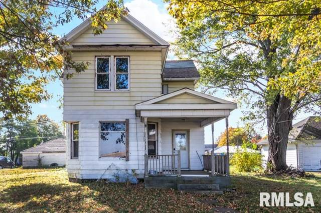 1207 E Clark Street, Lowpoint, IL 61545 (#PA1219766) :: Killebrew - Real Estate Group