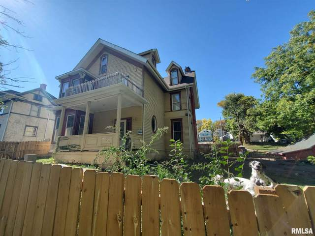 1111 15TH Street, Moline, IL 61265 (#QC4216182) :: Paramount Homes QC