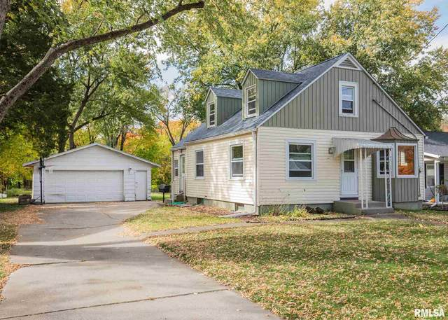 1409 43RD Street, Moline, IL 61265 (#QC4216188) :: Nikki Sailor | RE/MAX River Cities