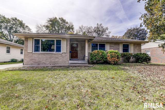 2206 Brentwood Drive, Springfield, IL 62704 (#CA1003176) :: Killebrew - Real Estate Group