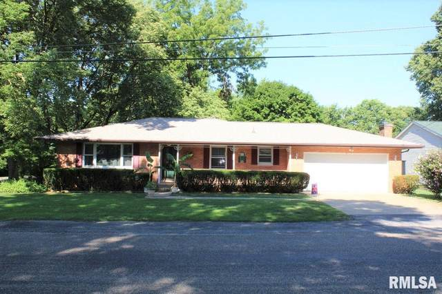 301 Toepfer Street, Tremont, IL 61568 (#PA1219776) :: RE/MAX Preferred Choice