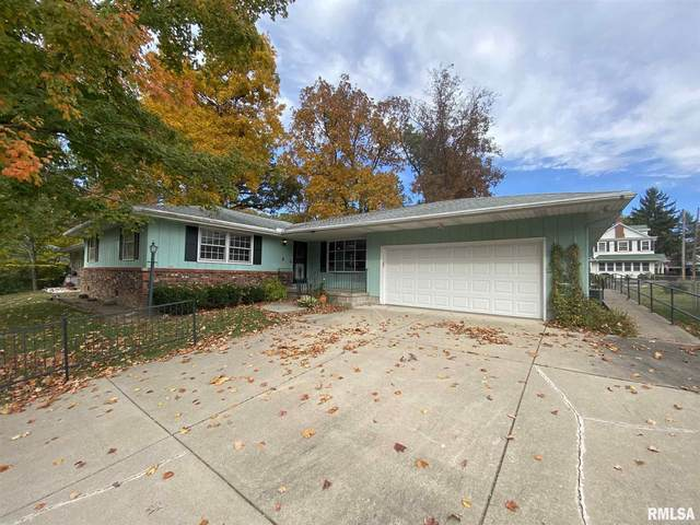 2907 W Brookside Drive, Peoria, IL 61615 (#PA1219794) :: Killebrew - Real Estate Group