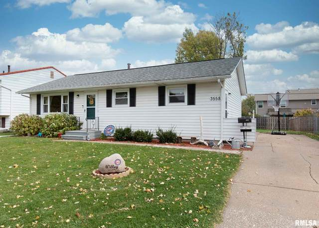 3558 4TH Street, East Moline, IL 61244 (#QC4216277) :: Killebrew - Real Estate Group