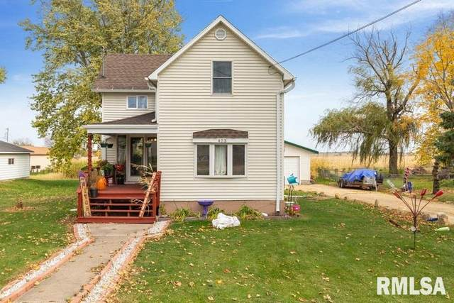 403 3RD Street, Low Moor, IA 52757 (#QC4216302) :: RE/MAX Preferred Choice