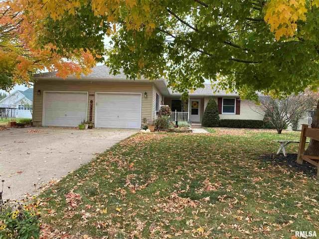 1123 E Sycamore Street, Canton, IL 61520 (#PA1219876) :: RE/MAX Preferred Choice