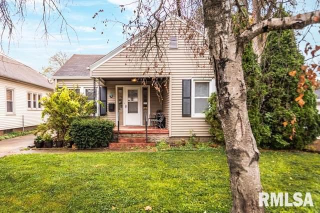812 W Melbourne Avenue, Peoria, IL 61604 (#PA1219892) :: RE/MAX Preferred Choice