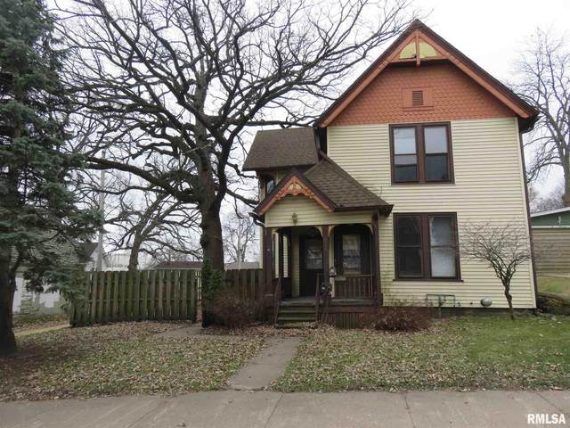 215 18TH Place, Clinton, IA 52732 (#QC4216348) :: Killebrew - Real Estate Group