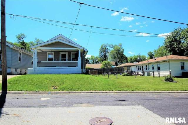 2121 N Underhill Street, Peoria, IL 61604 (#PA1219909) :: RE/MAX Preferred Choice