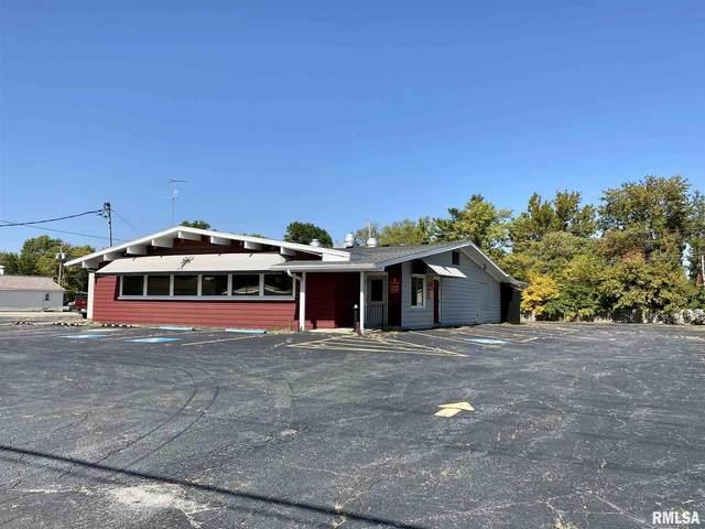 1302 W Jackson, Macomb, IL 61455 (#PA1219910) :: Killebrew - Real Estate Group