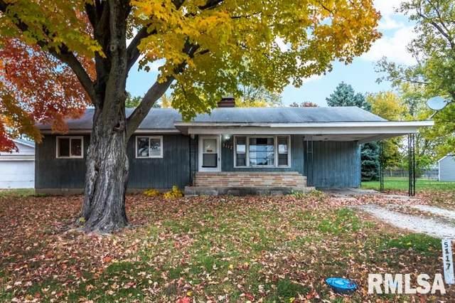 5117 E Richland Avenue, Chillicothe, IL 61523 (#PA1219917) :: The Bryson Smith Team