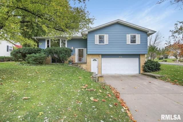 1618 W Teton Drive, Peoria, IL 61614 (#PA1219918) :: RE/MAX Preferred Choice