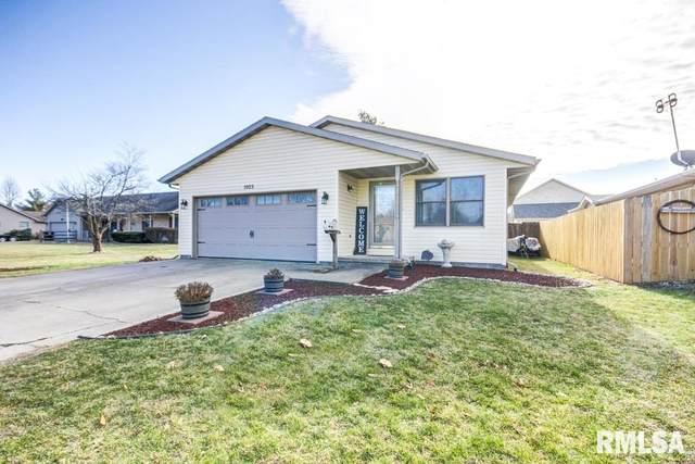 1023 Van Buren Street, Auburn, IL 62615 (#CA1003275) :: Killebrew - Real Estate Group