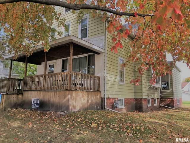 1037 N Seminary Street, Galesburg, IL 61401 (#PA1219926) :: Killebrew - Real Estate Group