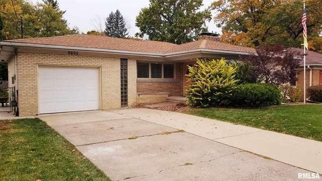 2605 7TH Street, East Moline, IL 61244 (#QC4216379) :: Killebrew - Real Estate Group