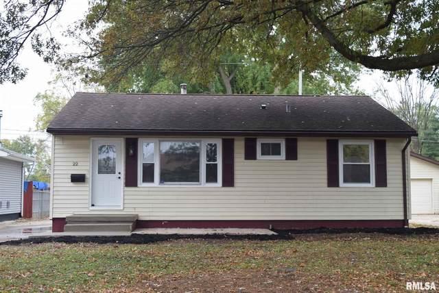 22 Rosaria Road, Springfield, IL 62702 (#CA1003290) :: Killebrew - Real Estate Group