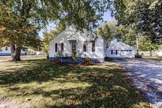 1231 N Webster Street, Taylorville, IL 62568 (#CA1003291) :: Killebrew - Real Estate Group