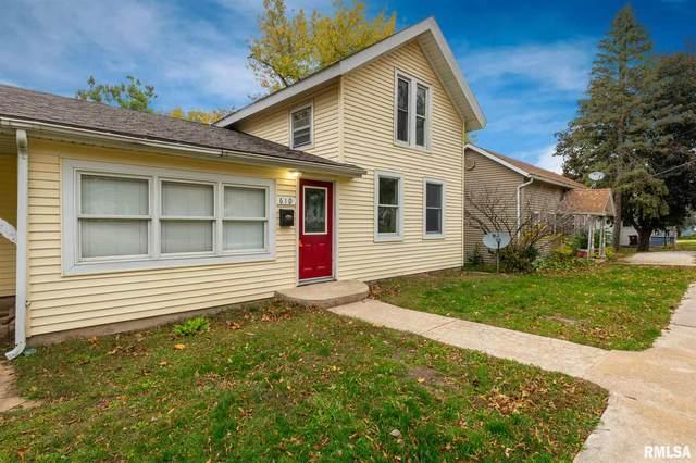 610 Washington Street, Prophetstown, IL 61277 (#QC4216385) :: Killebrew - Real Estate Group