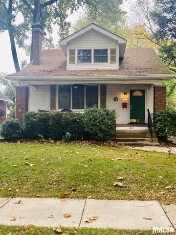 1512 S Noble Avenue, Springfield, IL 62704 (#CA1003294) :: Killebrew - Real Estate Group
