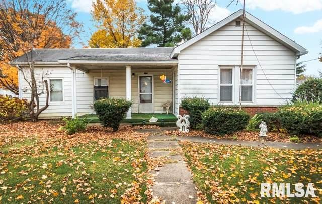 315 W Spring Street, Princeville, IL 61558 (#PA1219939) :: RE/MAX Preferred Choice
