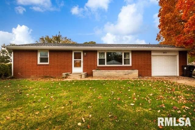 243 Lawnridge Drive, Creve Coeur, IL 61610 (#PA1219943) :: RE/MAX Professionals