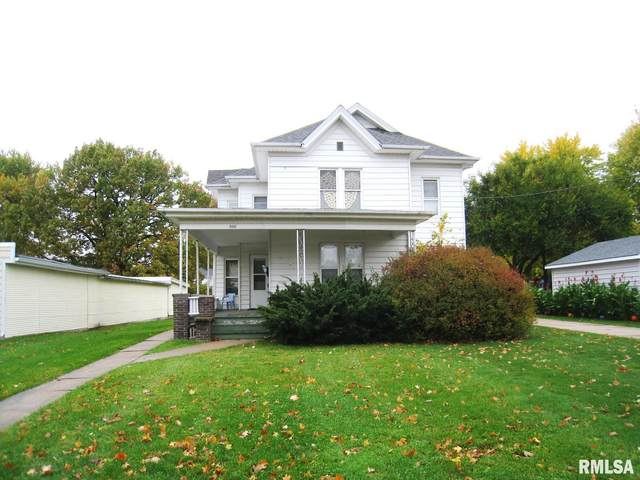 541 N Russell Avenue, Geneseo, IL 61254 (#QC4216430) :: Nikki Sailor | RE/MAX River Cities