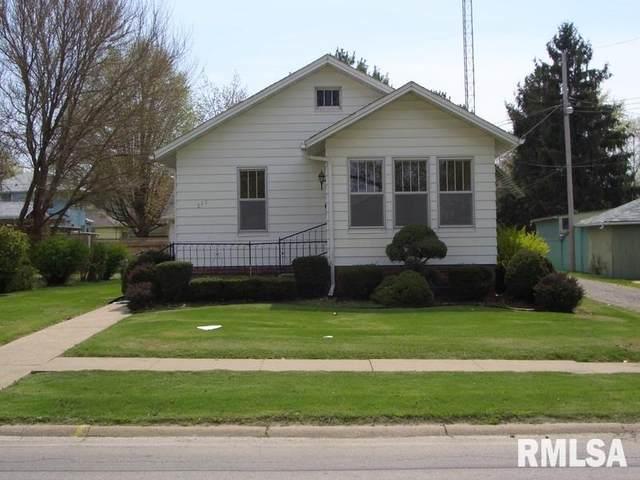 315 W Pierce Street, Macomb, IL 61455 (MLS #PA1219979) :: BN Homes Group