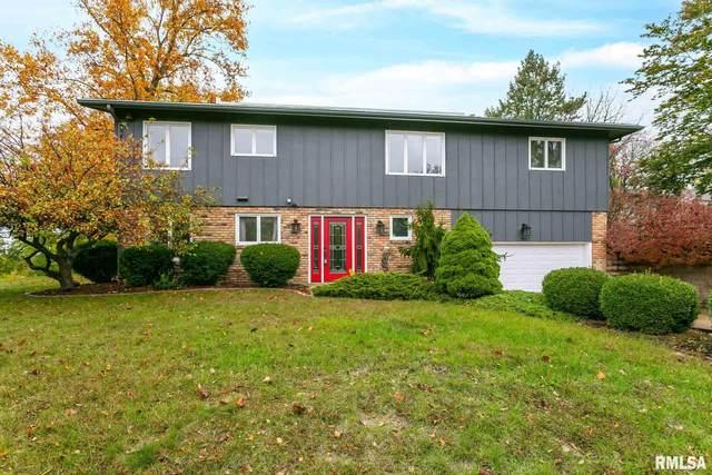202 E 4TH Avenue, Coal Valley, IL 61240 (#QC4216477) :: Paramount Homes QC
