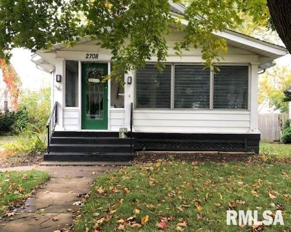 2708 W Kenwood Avenue, West Peoria, IL 61604 (#PA1220035) :: Killebrew - Real Estate Group