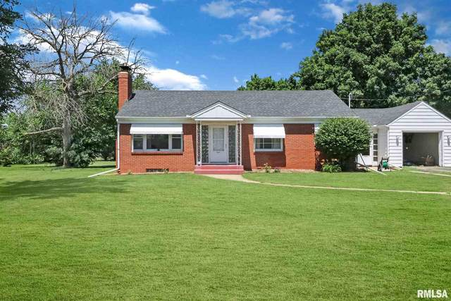 111 E Ames Street, Yates City, IL 61572 (#PA1220041) :: Paramount Homes QC