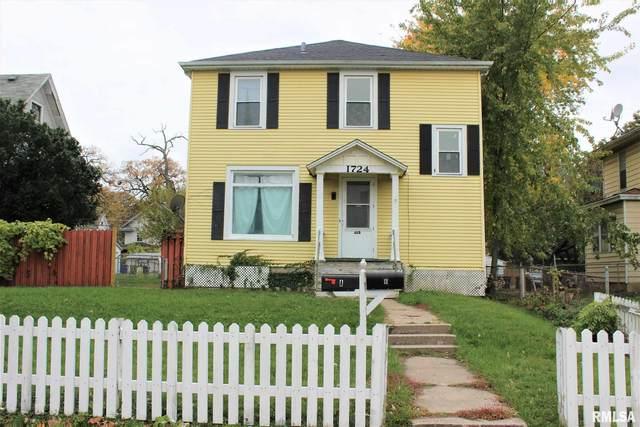 1724 Farnam Street, Davenport, IL 52803 (#QC4216492) :: Nikki Sailor | RE/MAX River Cities