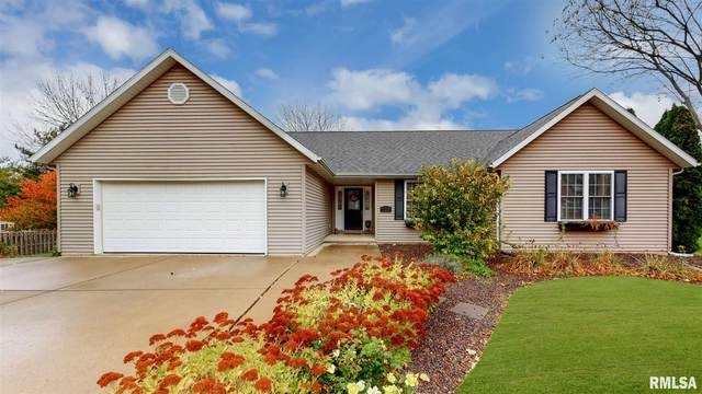 320 Whispering Oaks, Germantown Hills, IL 61545 (#PA1220059) :: RE/MAX Preferred Choice