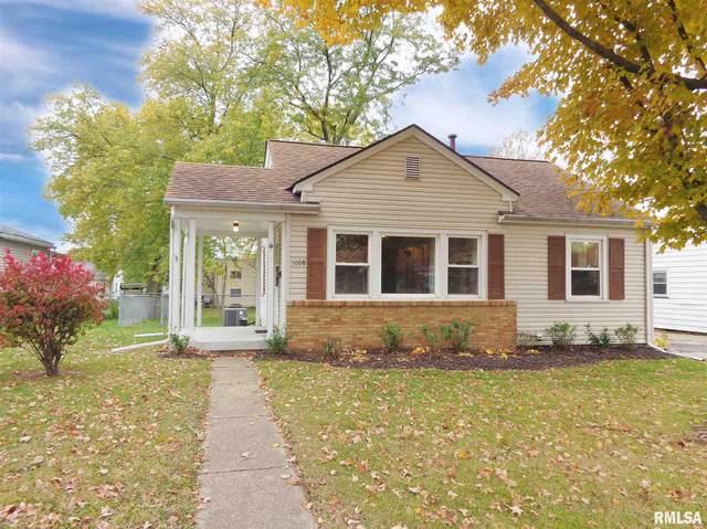 1008 E Paris Avenue, Peoria Heights, IL 61616 (#PA1220066) :: RE/MAX Preferred Choice