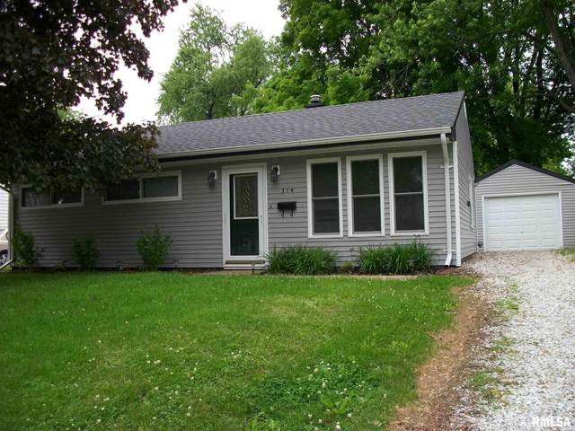 314 S Monroe Street, Macomb, IL 61455 (#PA1220071) :: Nikki Sailor | RE/MAX River Cities