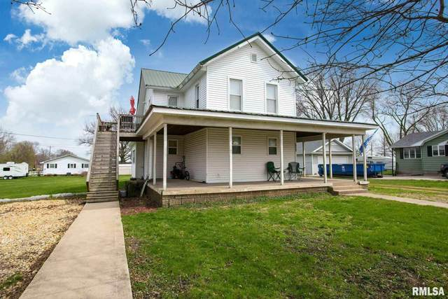 303 3RD Street, Low Moor, IA 52757 (#QC4216509) :: Killebrew - Real Estate Group