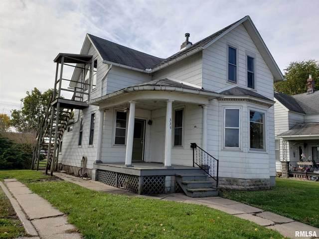 335 N 6TH Avenue, Clinton, IA 52732 (#QC4216535) :: Killebrew - Real Estate Group