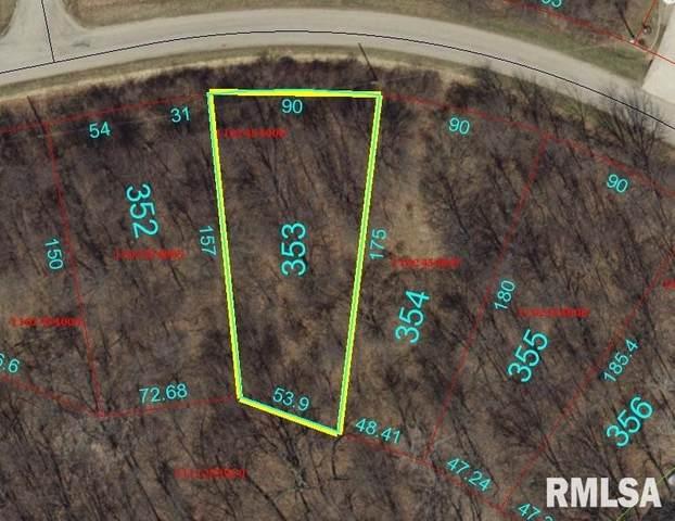 353 Charter Oak Place, Dahinda, IL 61428 (#PA1220080) :: Killebrew - Real Estate Group