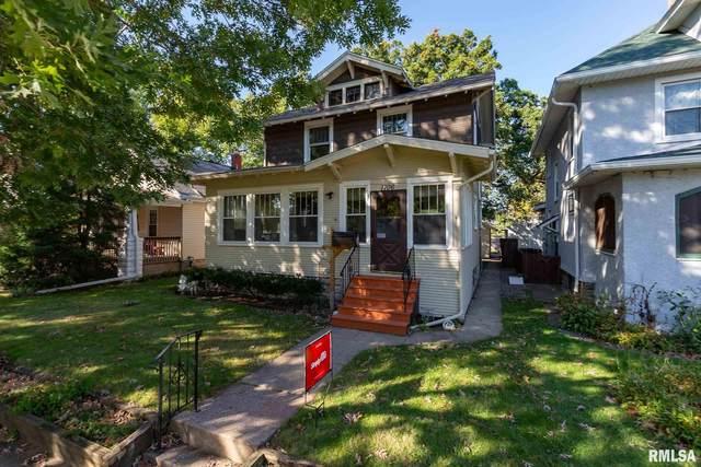 1706 28TH Street, Rock Island, IL 61201 (#QC4216540) :: Killebrew - Real Estate Group