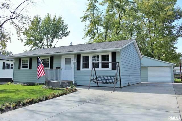 1530 13TH Street, Silvis, IL 61282 (#QC4216541) :: Killebrew - Real Estate Group