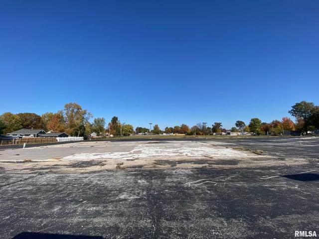 525 W Spresser, Taylorville, IL 62568 (#CA1003453) :: Paramount Homes QC